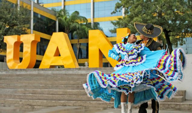 UANL. Realizará muestra de danza folklórica